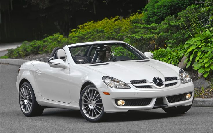 2011 mercedes benz slk300 manual convertible luxury
