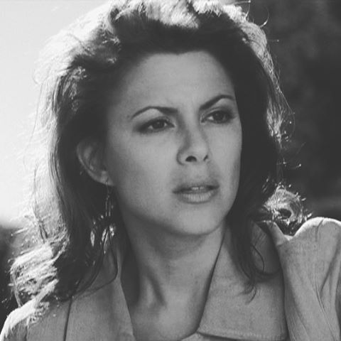 "Gefällt 44 Mal, 3 Kommentare - SLiDERS DiMENSiON (@slidersdimension) auf Instagram: ""Kari Wuhrer as Maggie Beckett. #sliders #kariwuhrer #maggiebeckett #actress #blackandwhite…"""