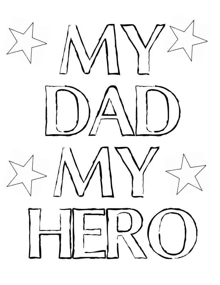 Free Fathers Day Printables and