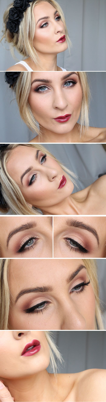 Dagens makeup – PLUM PARTEY | Helen Torsgården - Hiilens sminkblogg | Veckorevyn