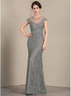a189d5e63cb9 A-Line/Princess V-neck Asymmetrical Tulle Evening Dress With Ruffle Beading  Sequins (017056519) - JenJenHouse
