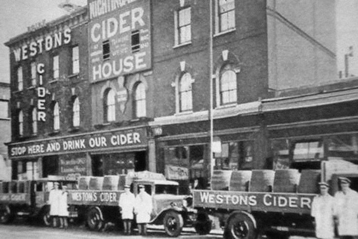 Westons Cider House • 339 Harrow Road
