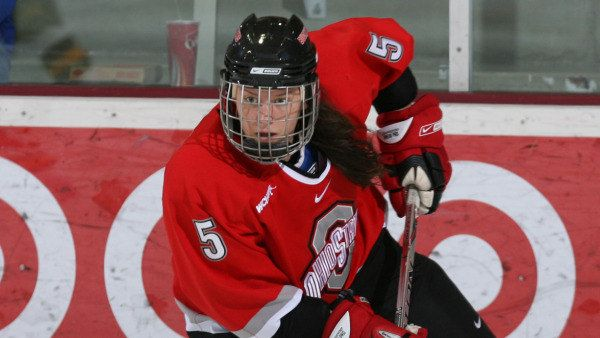 Ohio State University women's ice hockey alumna Natalie Spooner was announced as part of the Canadian women's hockey team for the 2018 Winter Olympics last week.