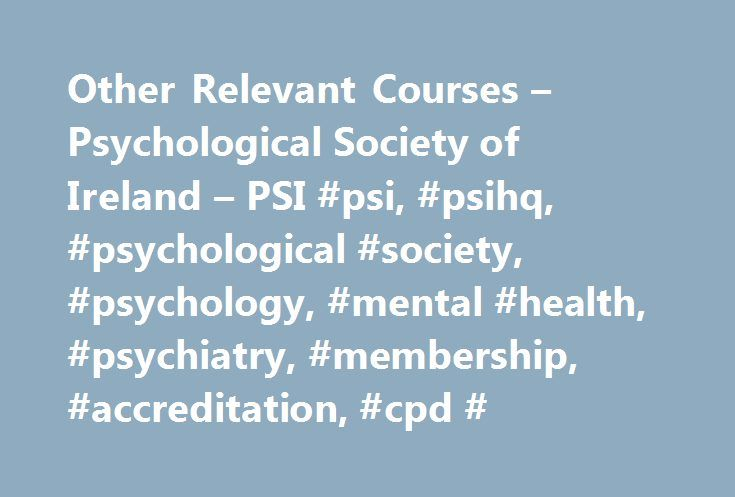 relevant coursework for psychology No more than two lower level psychology courses relevant courses outside of psychology include 01:070:307, medical anthropology 10:832:232 principles of public health below are the current checklists for the fall 2017 and spring 2016 psychology major requirements.