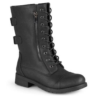 Journee Collection Kendel Women's Combat Boots