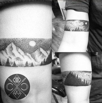 arm band tattoo                                                       …