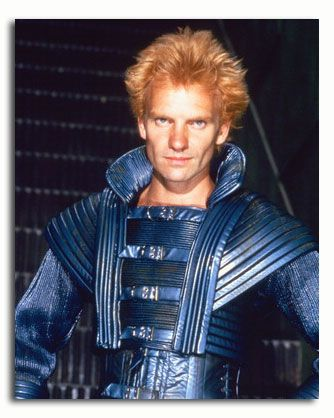 "Sting as Feyd-Rautha of the Harkonnen in ""Dune"" (David Lynch, 1984)"
