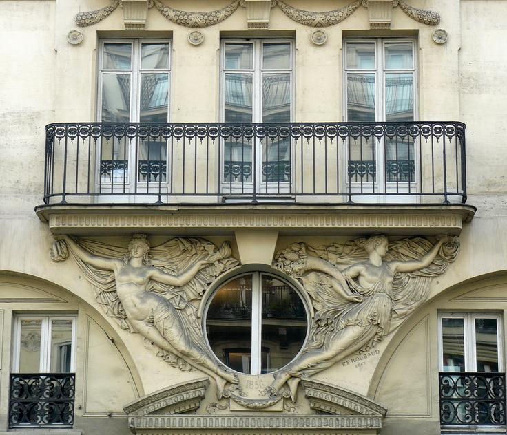 Windows - Paris, France.