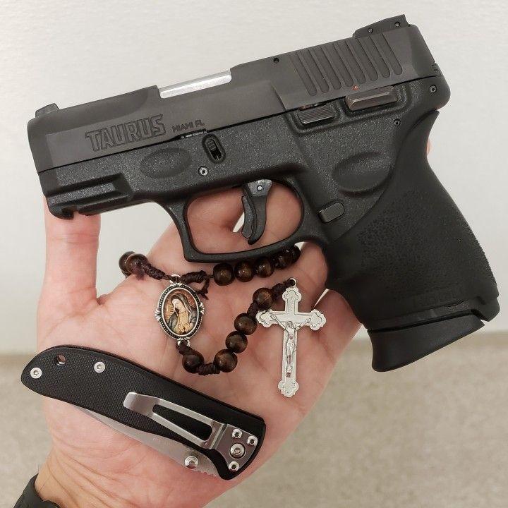 Pin by Dave Richardson on Taurus G2C 9mm | Hand guns, Guns