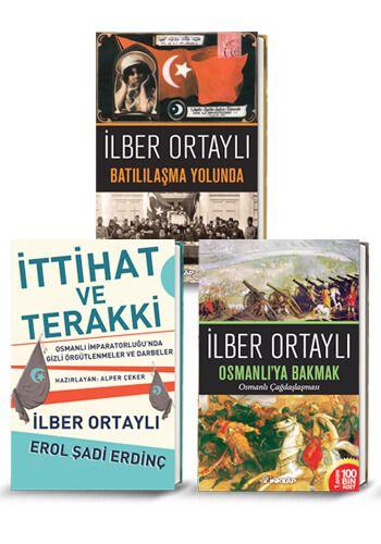 İlber Ortaylı 3 Kitap Seti- İlber Ortaylı | Sözcü Kitabevi #Kitap #ilberortaylı İlber Ortaylı Kitapları