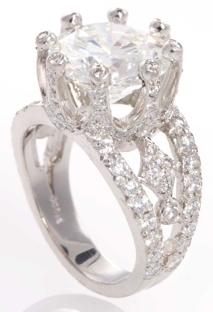 Gorgeous Diamond Ring By Erica Courtney