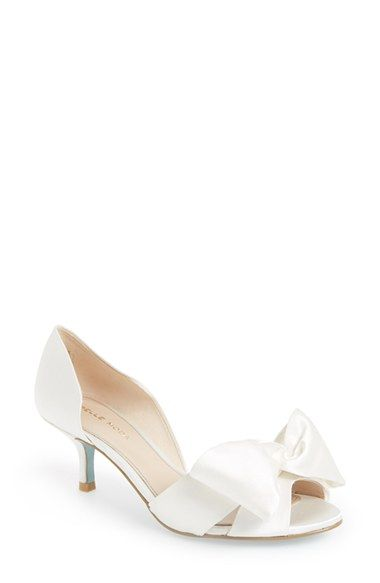 25+ best ideas about Low heel wedding shoes on Pinterest ...