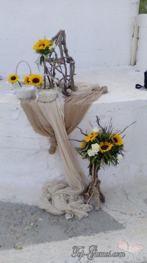 Ανθοπωλείο Fleur du Jour – για έναν λαμπερό γάμο