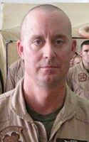 January 19, 2012: TRAVIS W. RIDDICK, 40, of Centerville, IOWA, MSGT., USMC; Marine Aircraft Group 24, First Marine Aircraft Wing. In Helmand province, Afghanistan, when the CH-53D helicopter he was riding in crashed.