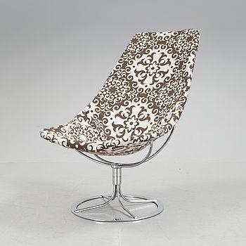 BRUNO MATHSSON, A 'Jetson' easy chair by BRUNO MATHSSON for Dux.