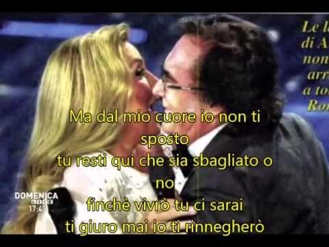 14. Finchè vivrò (con testo) - Al Bano Carrisi - YouTube