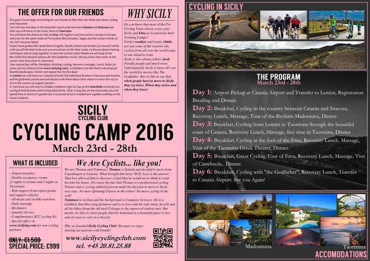 https://www.facebook.com/sicilycyclingclub/ #Cyclingcamp #Etna #Taormina #Cycling #Sicily