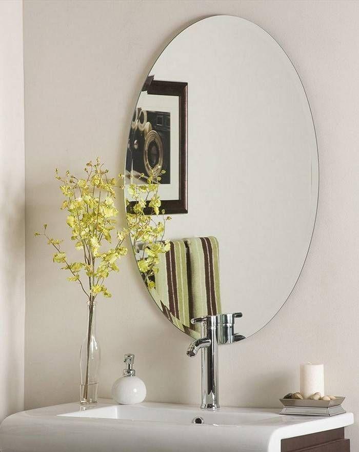 20 Besten Weiss Oval Badezimmer Spiegel Es Studiert Weiss Oval