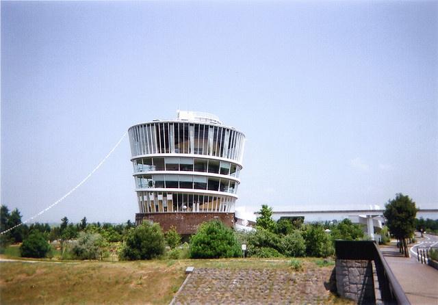 View Fukushima Lagoon by Jun Aoki architect / photo by Hiroaki Ohtsu