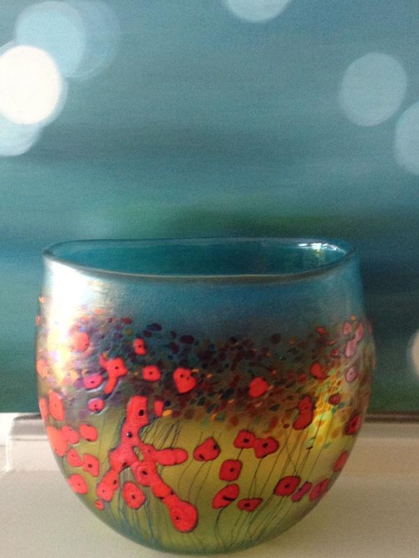 17 Best Images About Robert Held Art Glass On Pinterest