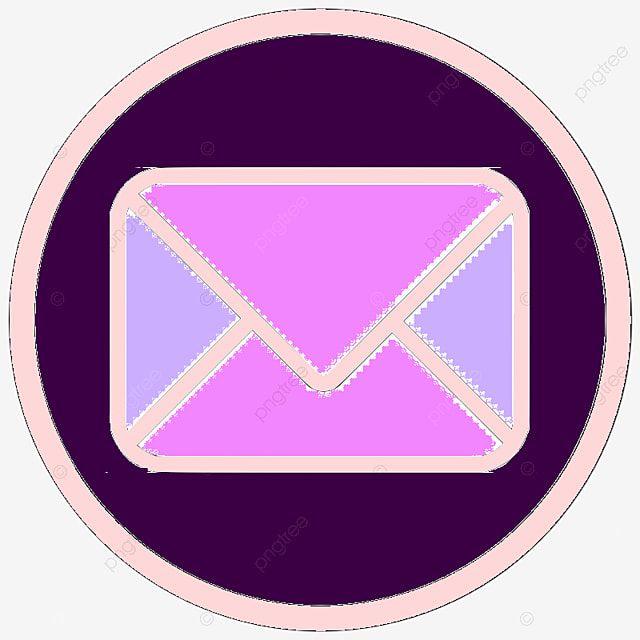 Icone De Email Ou Feedback Correio Clipart Icone De Email Ou Feedback Icone Rosa Roxo Imagem Png E Psd Para Download Gratuito Email Icone Rosas Roxas Conjunto De Icones