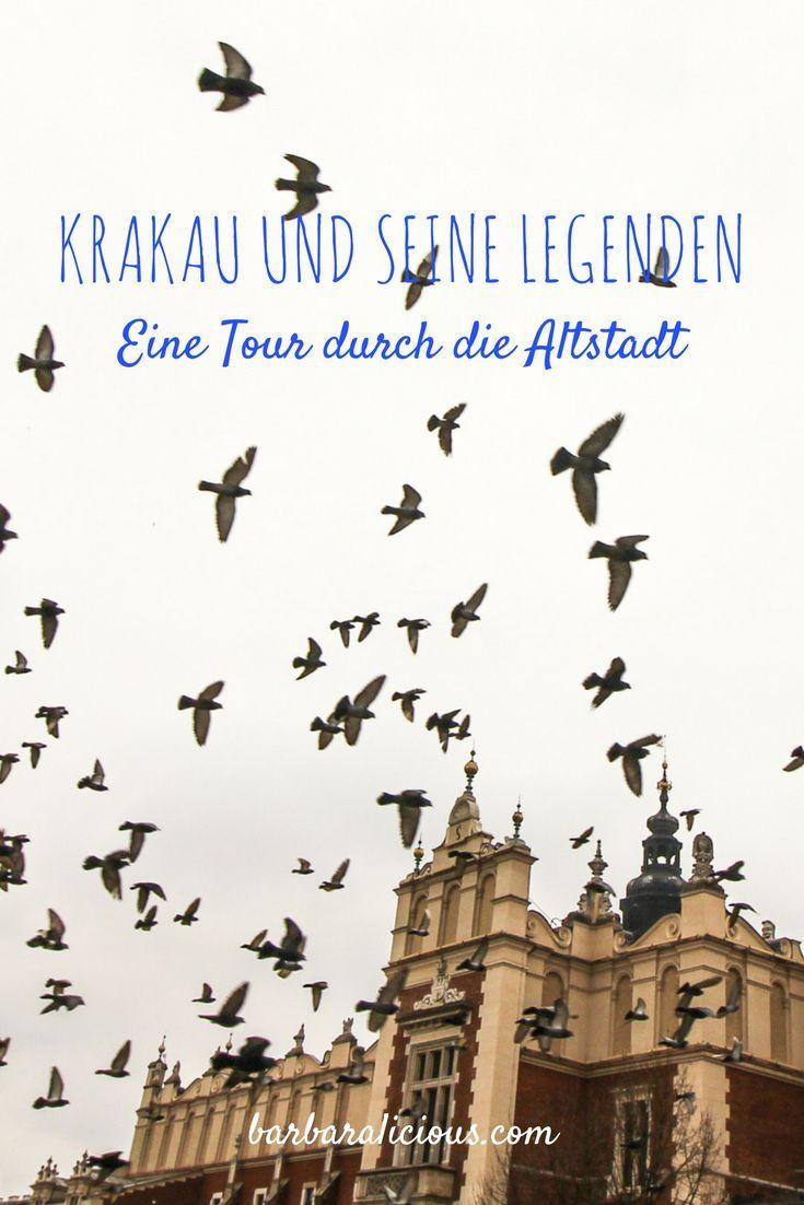 Dass Krakau schön sein würde, hatte ich oft genug gesagt bekommen. Trotzdem war ich am Ende überrascht: Nicht nur von der Schönheit, sondern auch von den zahlreichen Legenden, die die Stadt zu einem spannenden Erlebnis und einer Reise durch die Zeit mache