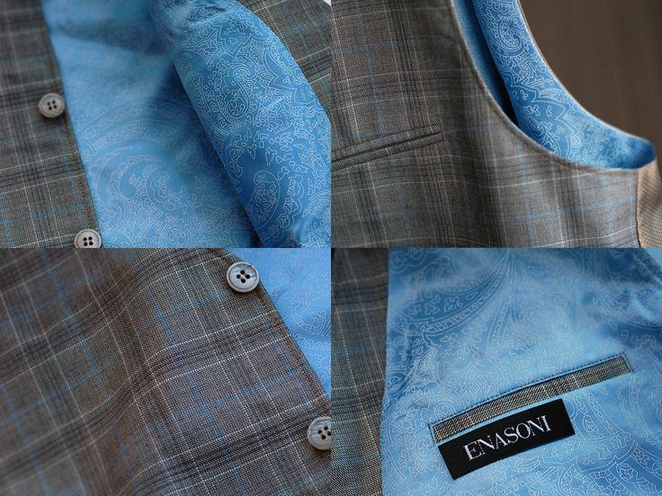 Custom-Made waistcoat for Mr.Alexandru P.