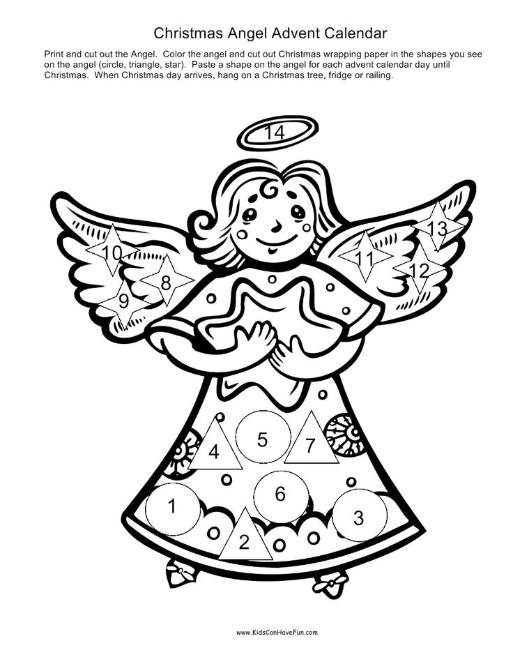 370 best images about advent on pinterest coloring pages for Free advent calendar coloring pages