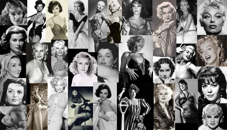 Style inspiration old hollywood stars
