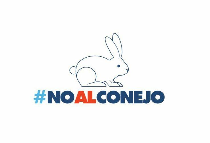 """En Colombia hoy, día de acción de gracias, no comemos pavo sino conejo por cuenta de TimoSantos y su ilegal """"acuerdo"""" #NOALCONEJO"""