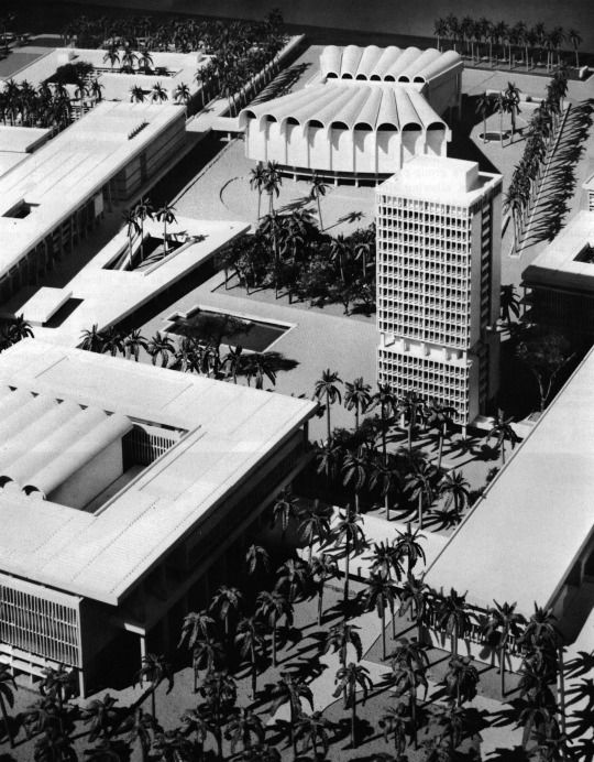 Walter Gropius/The Architects Collaborative, Baghdad ...