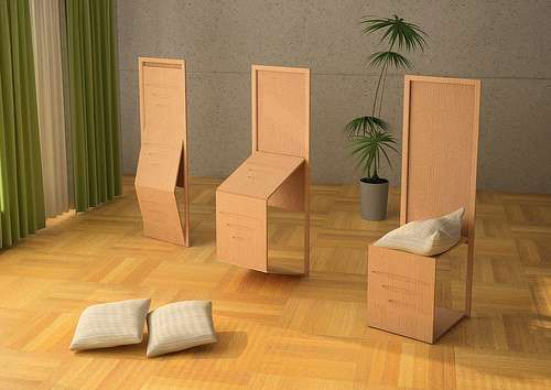 The 25 Best Folding Furniture Ideas On Pinterest Space