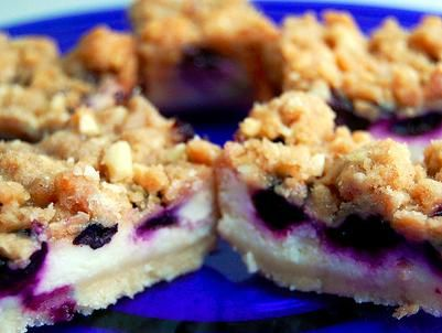 Yum! Check out the Merry Berry Cheese Bars from Lucky Leaf. I'm going to try it, and you should too!