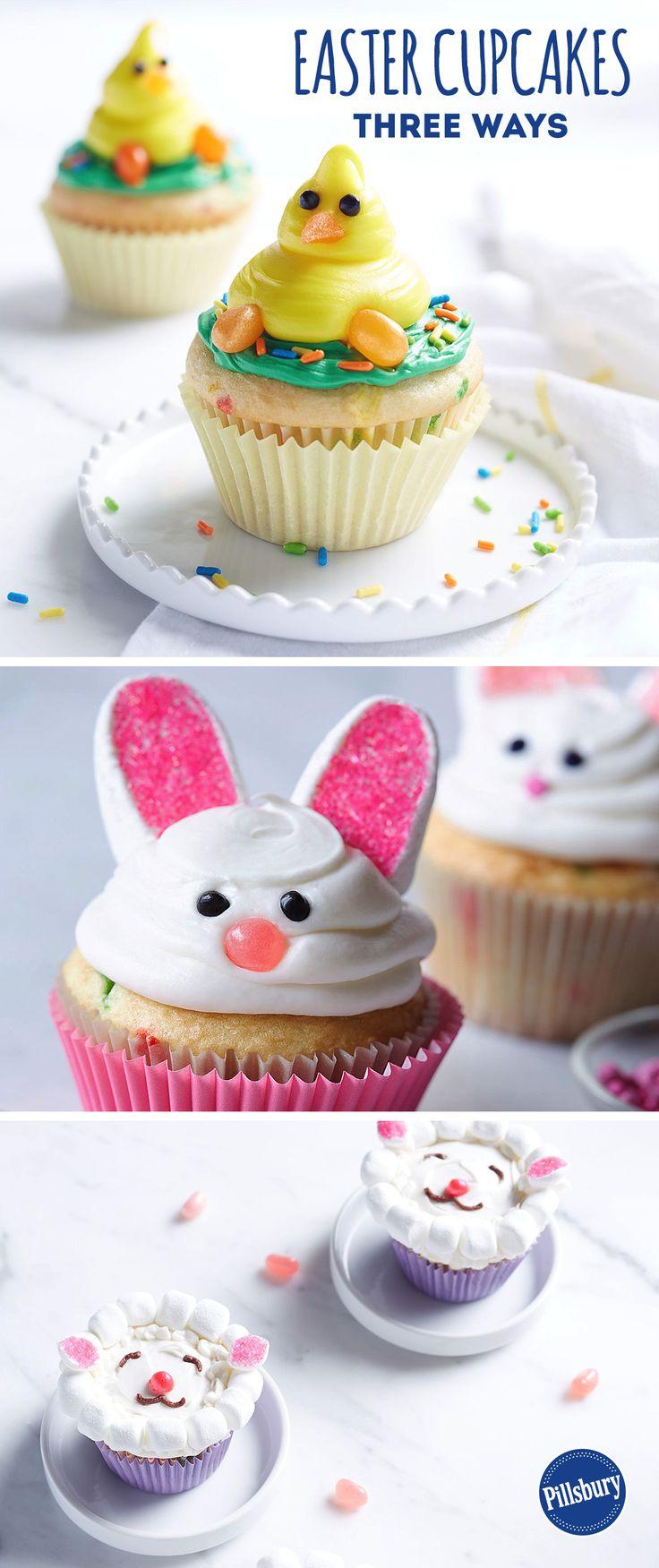 Easter Themed Baking
