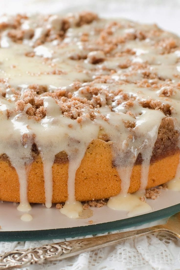 ... , Maple Glaze, Coffee Cakes Recipes, Glaze Recipes, Cream Coffee