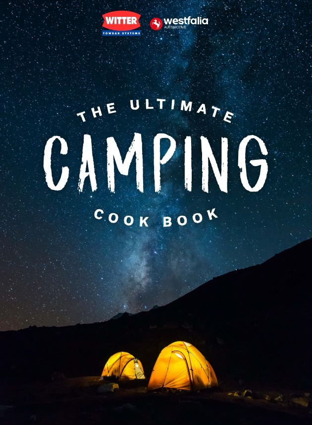 The Ultimate Camping Cook Book #camping #campfire #cooking #campfirecooking #campcooking #rusticfood #food #recipes