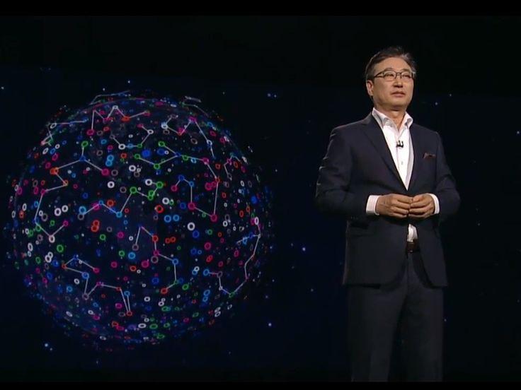 El plan de Samsung para el internet de las cosas.