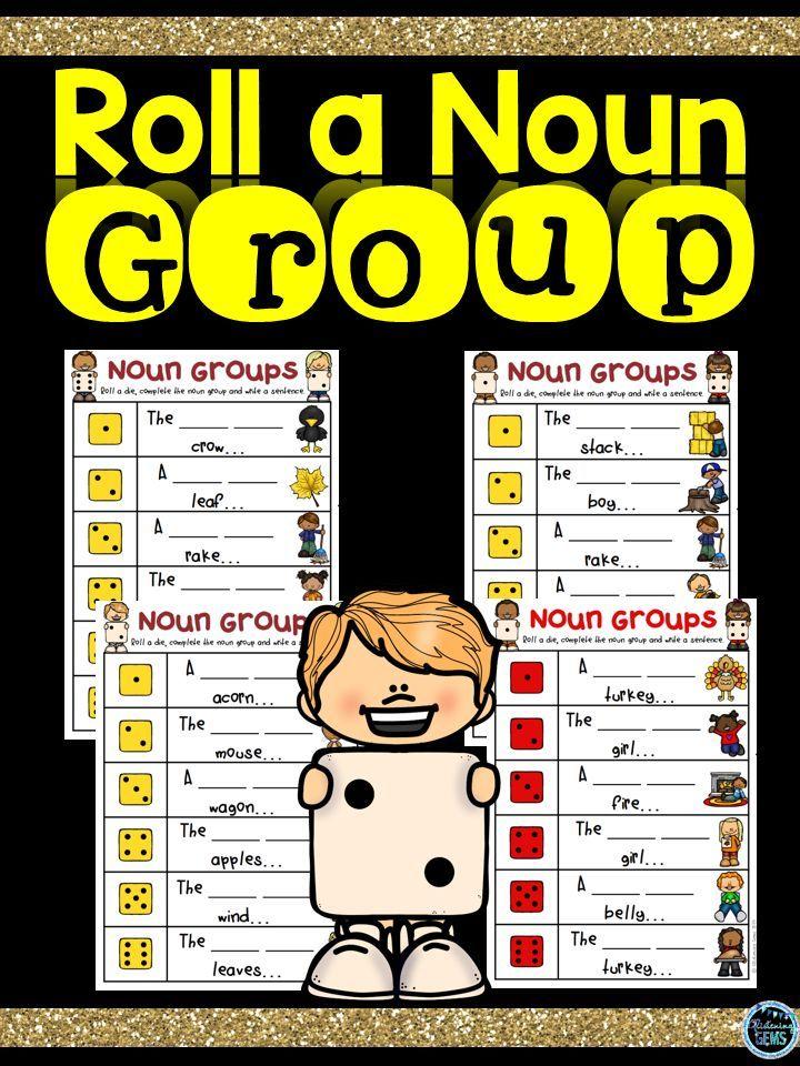 Expanding Noun Groups Noun Group Activities Fall