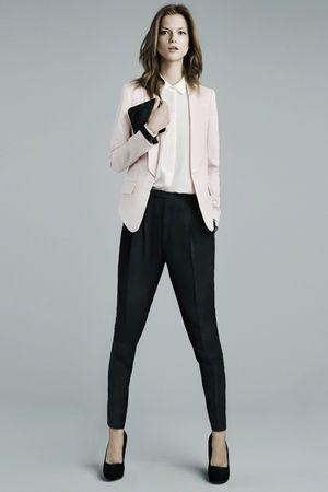 いつかは着てみたい♡「テーラードピンクジャケット」キュートにね - NAVER まとめ