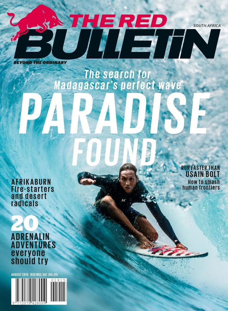 #ClippedOnIssuu from The Red Bulletin August 2015 - ZA