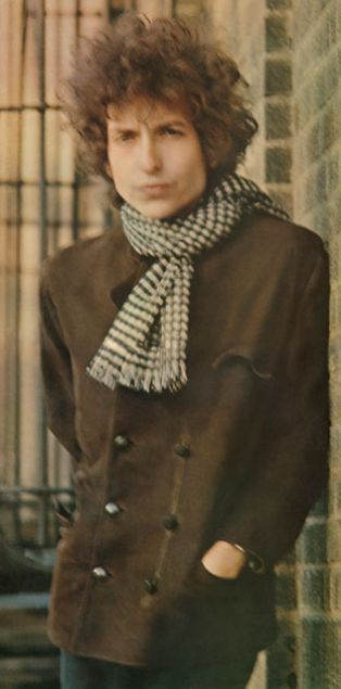 Jerry SCHATZBERG :: Bob Dylan, for Blonde on Blonde album cover, New York City, 1966