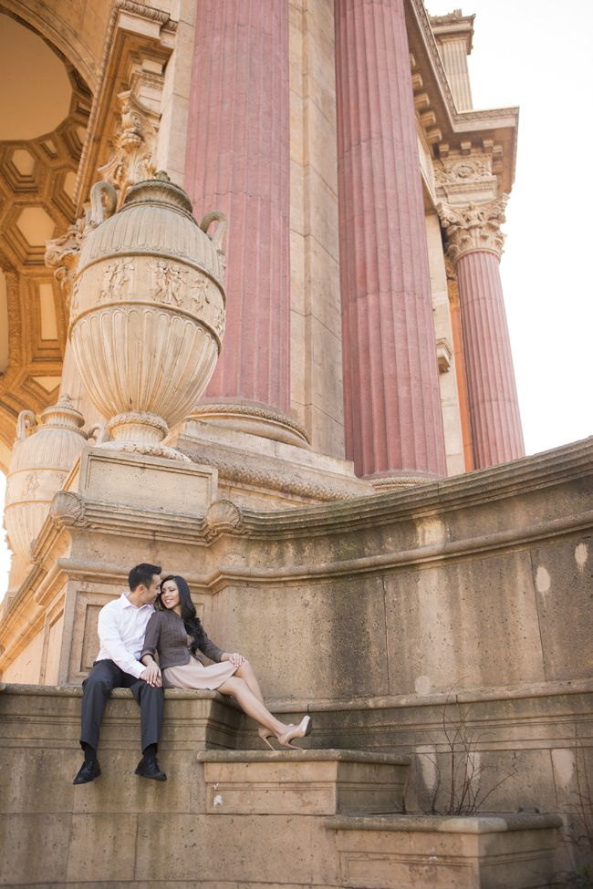 San Francisco City Tour Engagement Session - Fab You Bliss