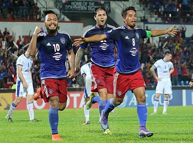 lamiafamilia (MY FAMILY): Piala AFC: JDT kekal rekod cemerlang