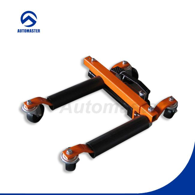 """CE Approved Hydraulic Car Wheel Dolly, Vehicle Moving Dolly For Sales"""