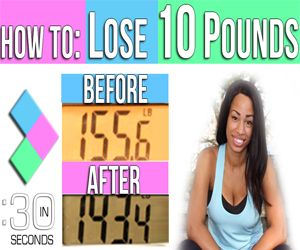 "Have an event coming up? About to start school? Need to lose 10 pounds fast? This post is for you! Good News! Unlike most ""lose weight quick"" diets that you can only do one week …"