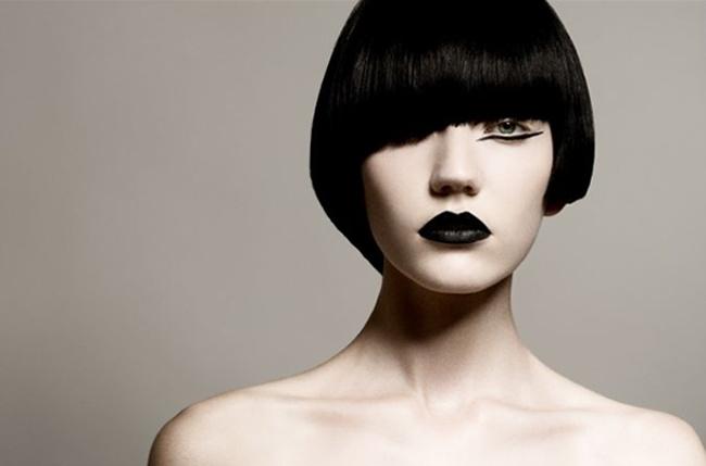 Black make up!