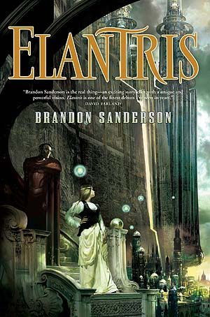 Elantris is, quite simply, one of the best stand along fantasy novels ever.  Novel premise, solid character and world development.  Loved it.  That said, might be so depressing that I'm not sure I could make it through a second read.