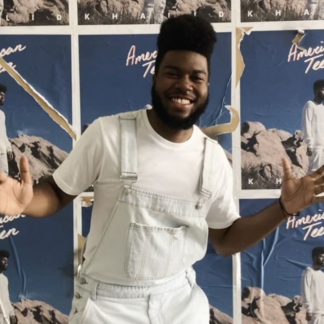 Working on something special with @thegr8khalid Check out our insta live later on today to ask him some questions on set! #F21xMusic via FOREVER 21 OFFICIAL INSTAGRAM - Celebrity Fashion Haute Couture Advertising Culture Beauty Editorial Photography Magazine Covers Supermodels Runway Models