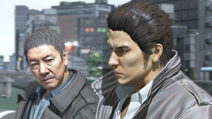 Playstation interviews the developers behind Yakuza 5 | Glitch Cat