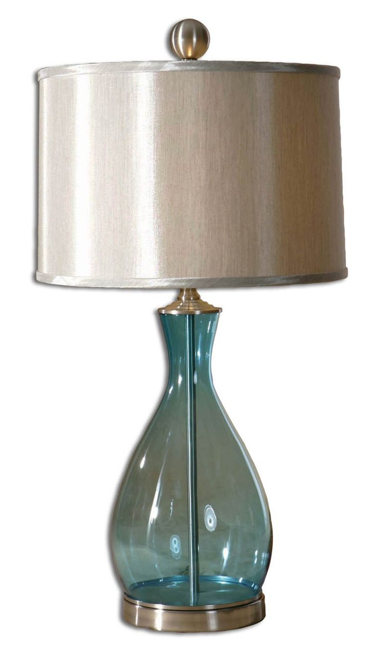 22 best Lamps images on Pinterest | Family rooms, Glass table ...